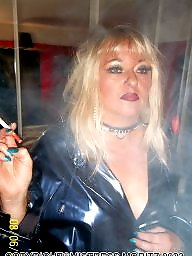 Smoking, Fingering, Blonde milf, Smoke, Fingered, Play