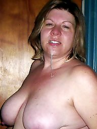 Mature facial, Facial, Moms, Bbw mom, Sexy mature, Mature facials