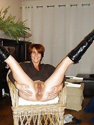 Spreading, Spread, Mature spreading, Milf, Mature spread, Mature legs