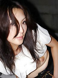 Japanese, Flashing, Public asian, Flashing in public, Friend