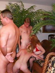 Orgy, Mature group, Sex, Group, Mature orgy