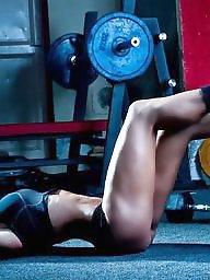 Serbian, Sexy, Sexy ass, Female, Bodybuilder