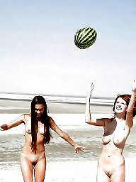 Beach sex, Public sex, Public nudity