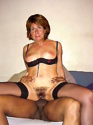 Bbc, Milf interracial