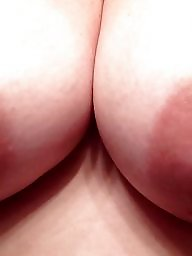 Big tits, Face, Big nipples, Areola