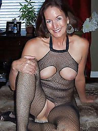Fishnet, Milf stockings