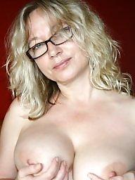 Big amateur tits, Blonde big tits, Amateur boobs