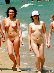 Public nudity, Pretty