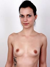 Piercing, Pierced, Big, Pierced nipples, Compilation, Nipple