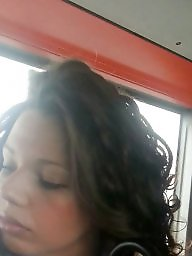 Bus, Spy, Romanian, Spy cam