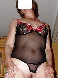 Mature lingerie, Amateur lingerie, Tribute