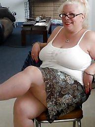 Blonde milf, Milf amateur