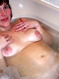 Bathroom, Mature wife