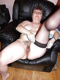 Horny granny