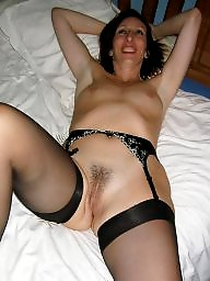 Milf, Sexy stockings