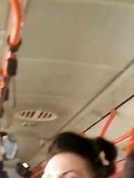 Spy, Bus, Romanian, Spy cam