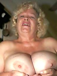 Bbw, Mature bbw, Mature boobs