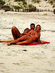 Beach, Boys, Milf nude, Dutch