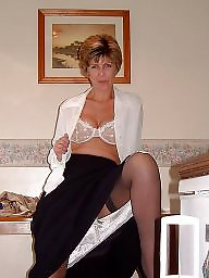 Uk mature, Mature stockings, Mature stocking, Ironing