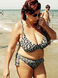 Mature beach, Beach mature, Mature big boobs, Big mature