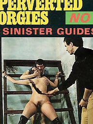 Orgy, Bdsm, Magazine, Vintage bdsm, Hairy vintage, Vintage hairy