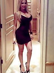 Heels, High heels, High, Teen heels, Stockings heels, Stocking asses