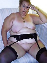 Older, Mature stockings, Mature horny