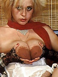 Vintage, Big boobs, Areola, Vintage boobs, Awesome
