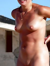 Nipples, Shaved, Small, Shaving, Shaved pussy