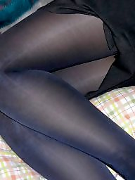 Skirt, Nylons, Amateur nylon