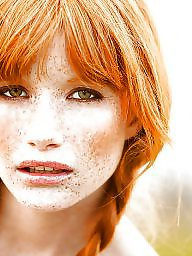 Freckles, Redhead, Blonde