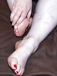 Bbw, Feet, Mature porn, Mature feet, Bbw feet, Toes