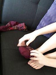 Socks, Amateur stockings