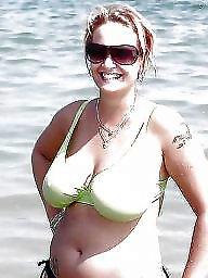 Bikini, Curvy, Curvy bbw, Bbw curvy, Bbw beach, Bikinis