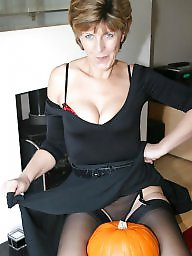 Uk mature, Mature stocking, Stockings mature, Halloween