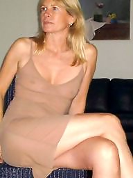 Mature dressed, Mature dress, Mature nipples