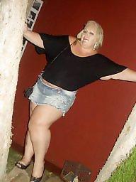 Brazil, Blonde bbw, Bbw blonde