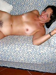 Stocking, Hairy milf, Milf hairy