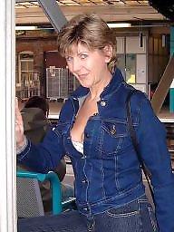 Jeans, Uk mature, Uk milf, Jeans mature, Mature uk