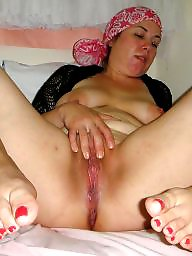 Mom, Mature, Milf, Bbw, Spreading, Fat