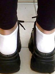 Creampie, Socks