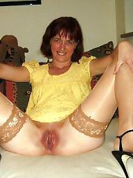 Milf, Stockings, Stocking, Milf stockings, Milfs, Amateur milf