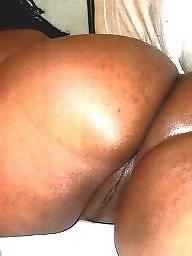 Woman, Black ass, Ebony amateur