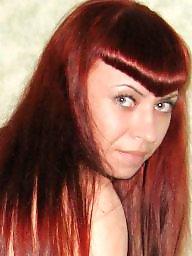 Red, Redhead milf