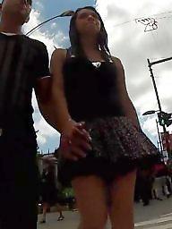 Panties, Upskirt panty