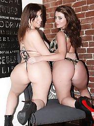 Big booty, Booty, Lesbian milf, Star, Milf lesbian