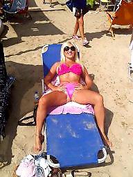 Bikini, Sexy milf
