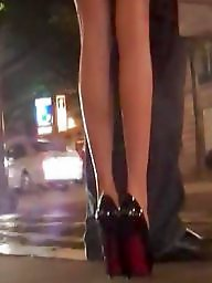 High heels, Heels, Hidden, Cam