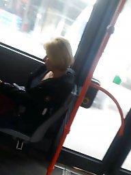 Bus, Spy, Romanian, Sexy mature, Mature romanian