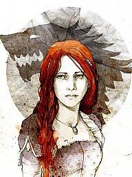 Redhead, Princess